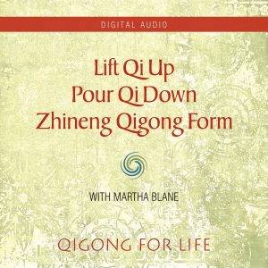 Lift Qi Up Pour Qi Down - Audio
